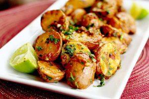 рецепт картофеля