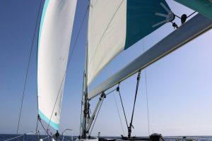 яхта Тенерифе