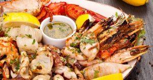 тенерифе отдых морепродукты