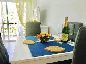 шампанское фрукты отдых