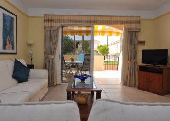 Апартамент 70 метров в комплексе California гостиная