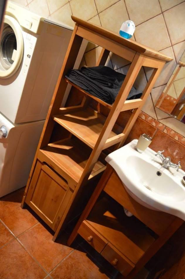Уютная студия в Costa del Silencio/ Тенерифе ванная