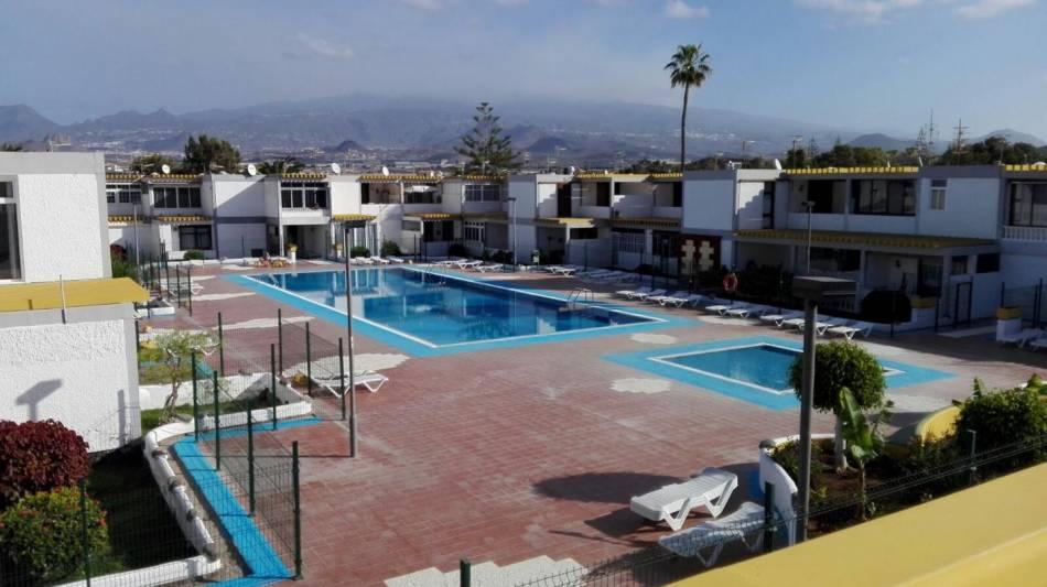 Уютная студия в Costa del Silencio/ Тенерифе бассейны