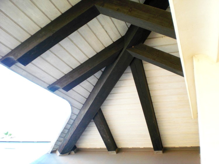 Уникальная вилла архитектора надежная крыша