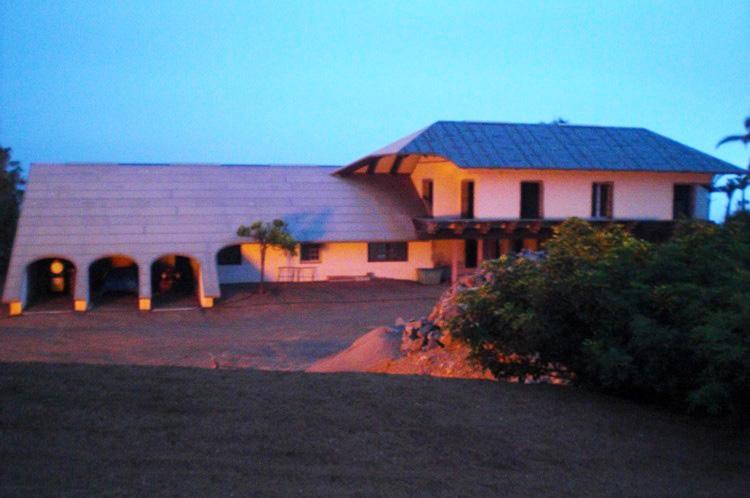 Уникальная вилла архитектора красивый закат