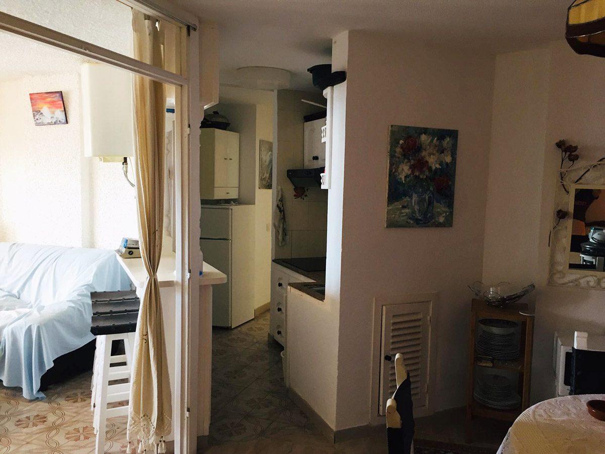 Уютная квартира с видом на океан в Los Silos квартира Тенерифе