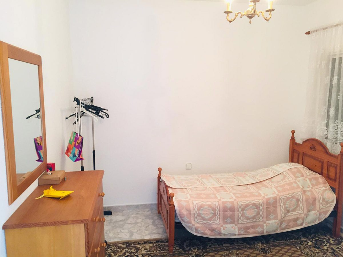 Квартира в Los Silos с видом на океан мебель