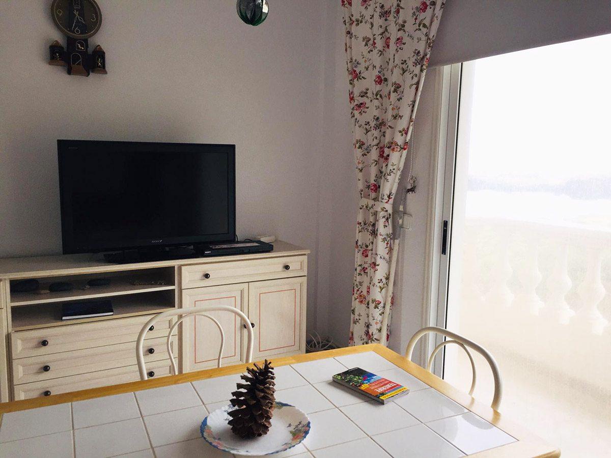 Квартира в Los Silos с видом на океан интерьер