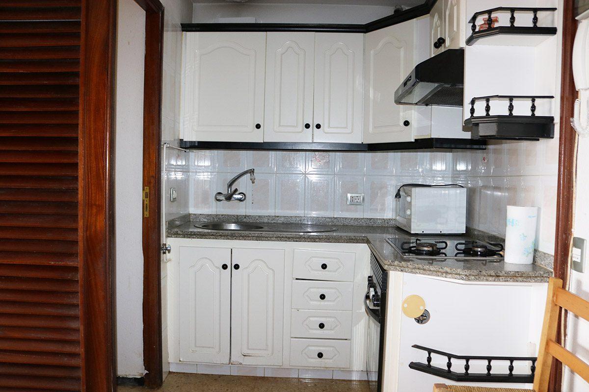 Апартаменты 72 m2 в La Matanza /Tenerife кухня