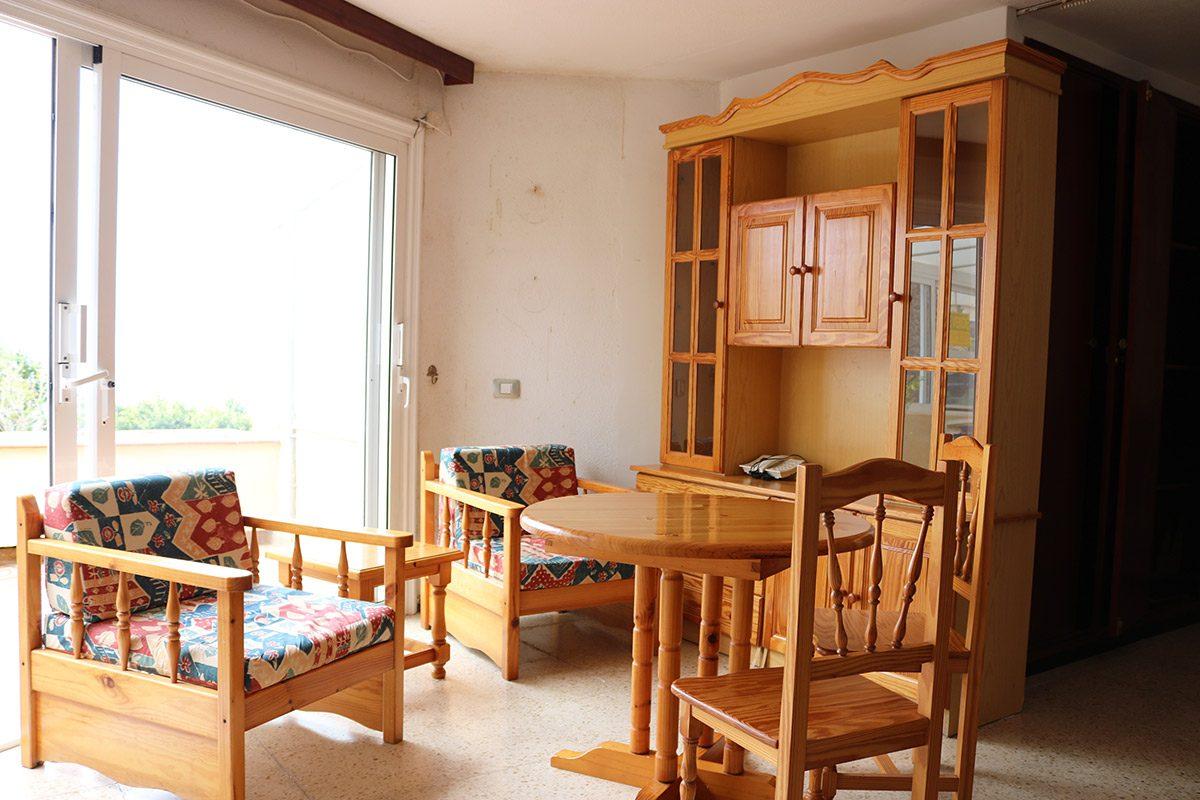 Апартаменты 72 m2 в La Matanza /Tenerife рабочее место