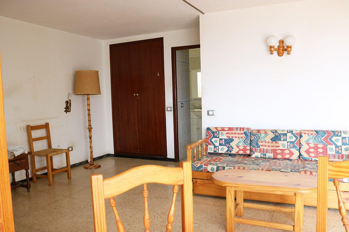 Апартаменты 72 m2 в La Matanza /Tenerife гостиная