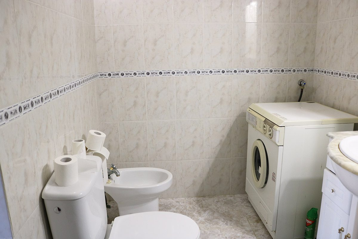 Апартаменты 72 m2 в La Matanza /Tenerife стиральная машина