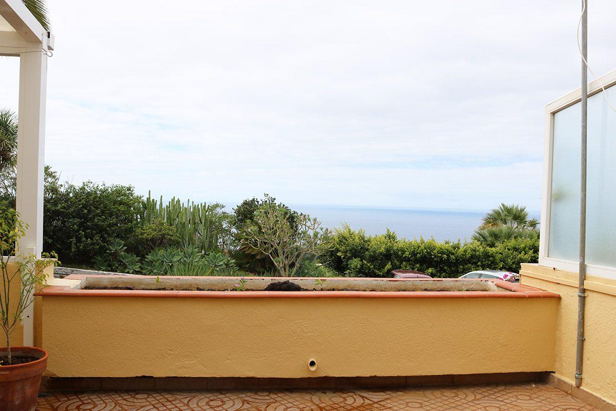Апартаменты 72 m2 в La Matanza /Tenerife вид с террасы