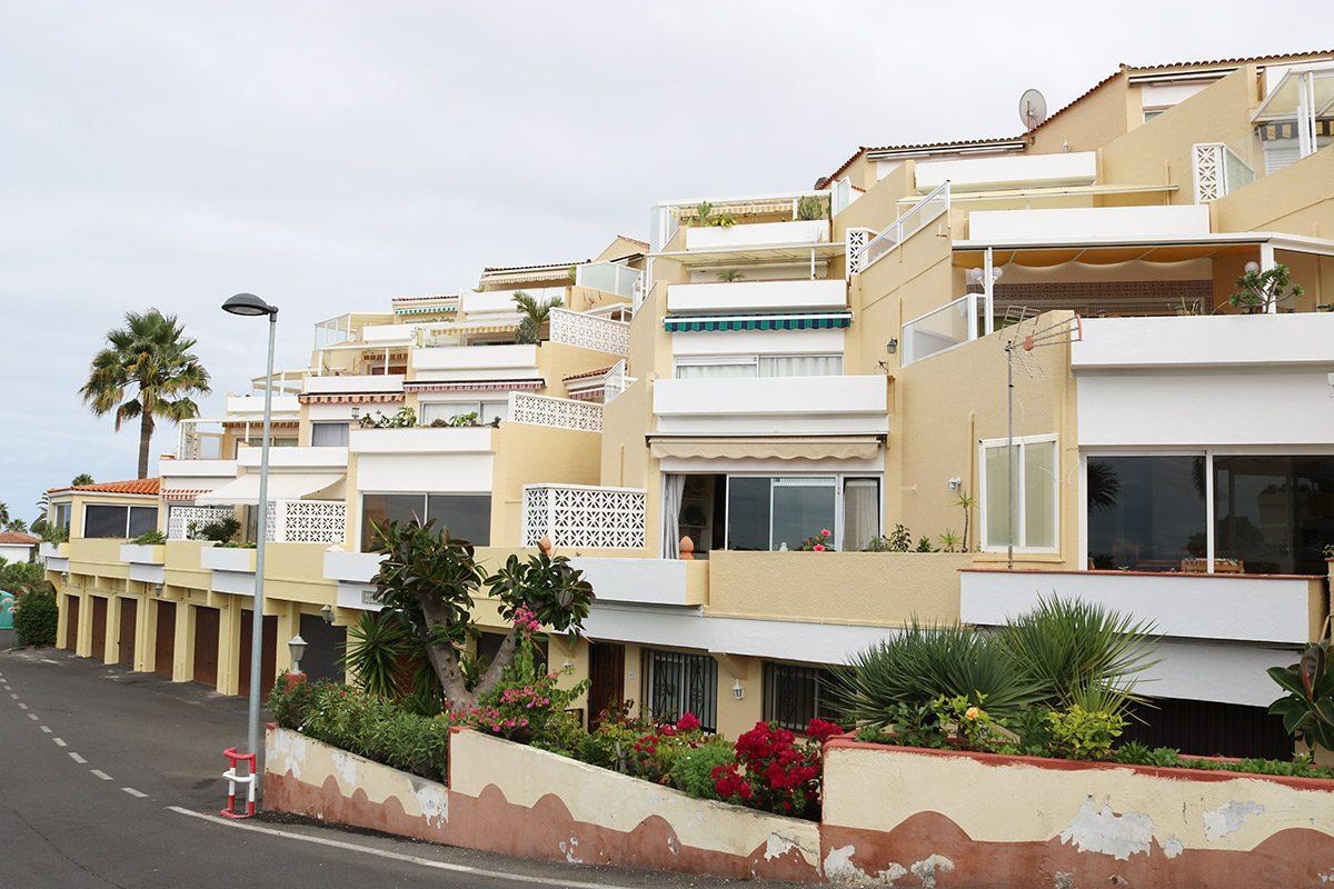 Апартаменты 72 m2 в La Matanza /Tenerife вид комплекса
