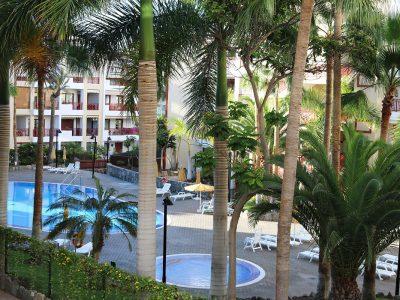 Комфортные апартаменты в Palm Mar аренда апартаментов