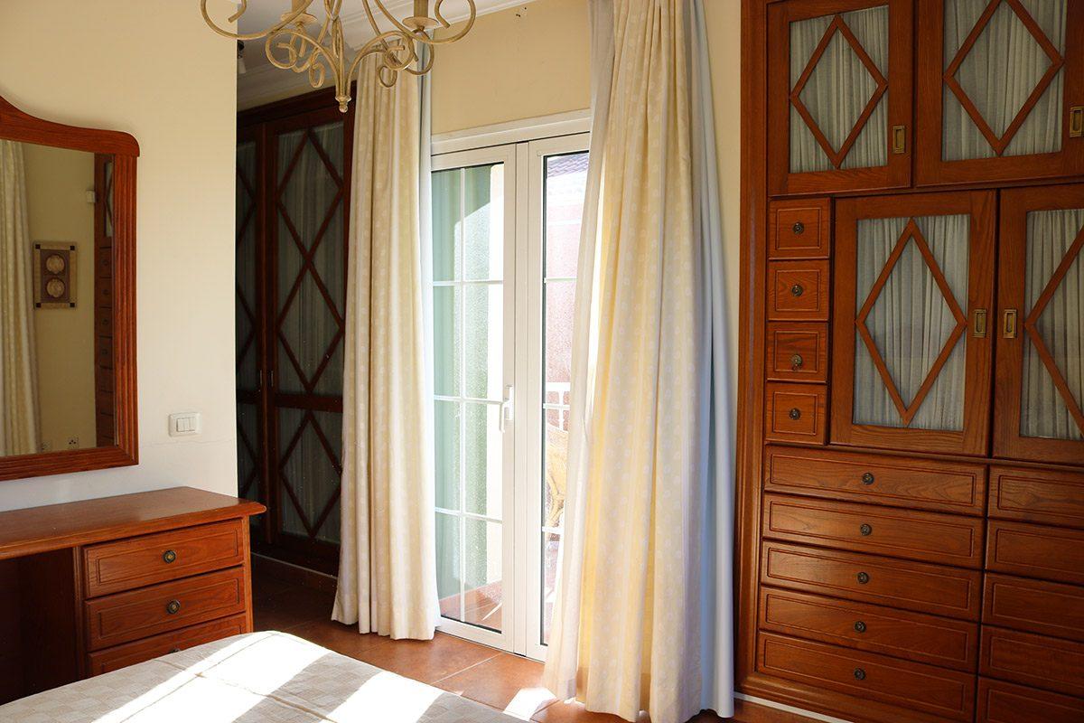 Дом в Санта Урсула 140 m2 дизайн спальни