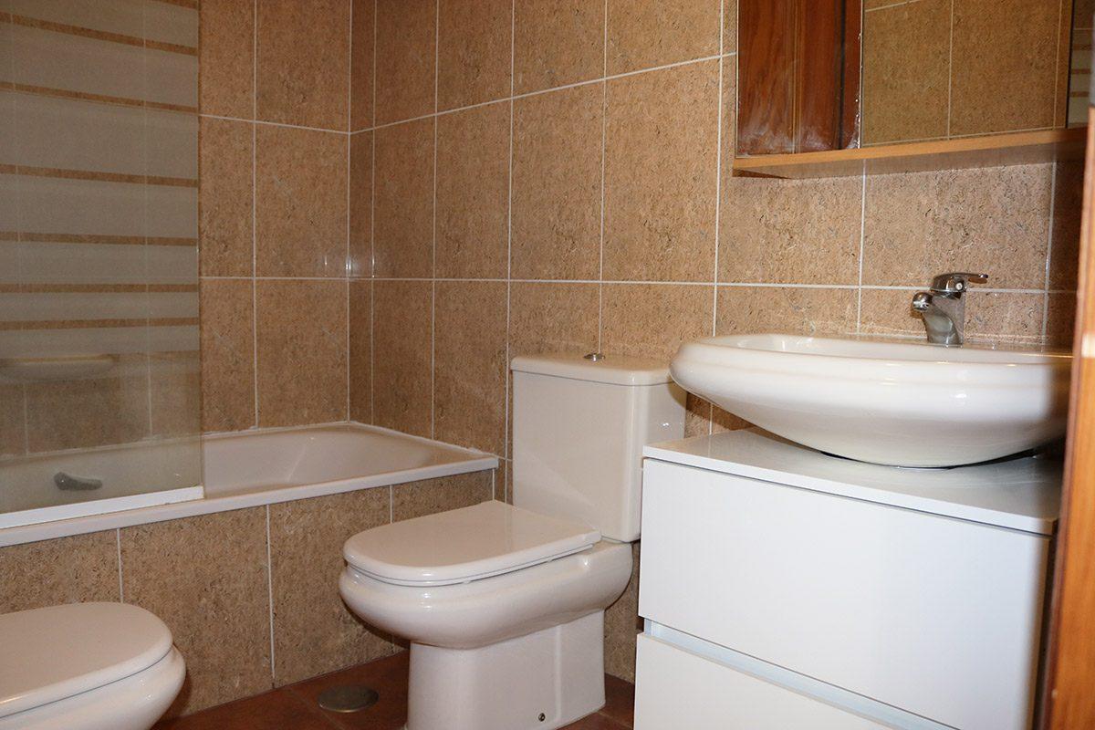 Дом в Санта Урсула 140 m2 ванная