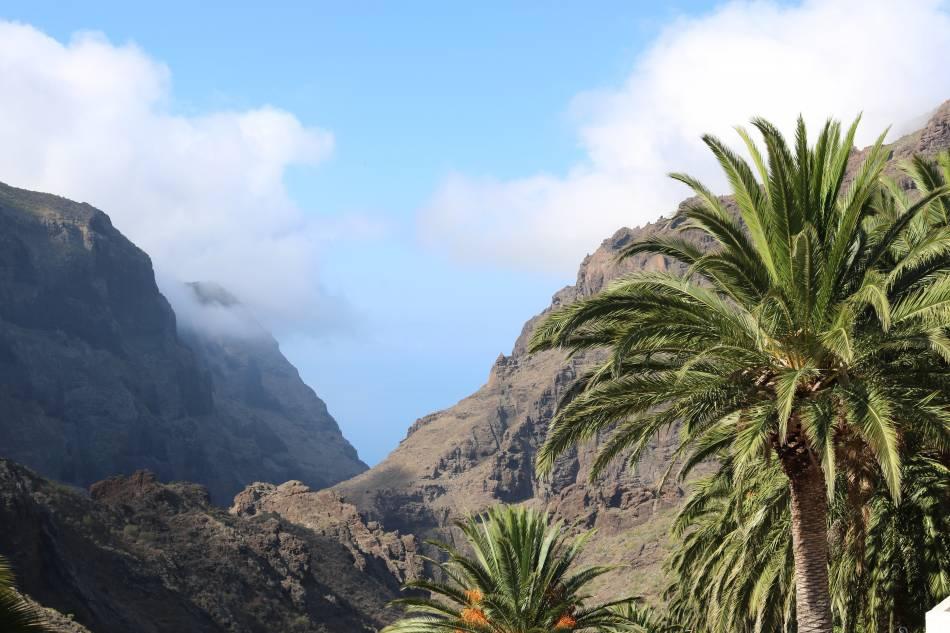 Самые красивые места острова Тенерифе.