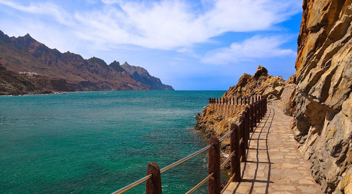 Самые красивые места острова Тенерифе