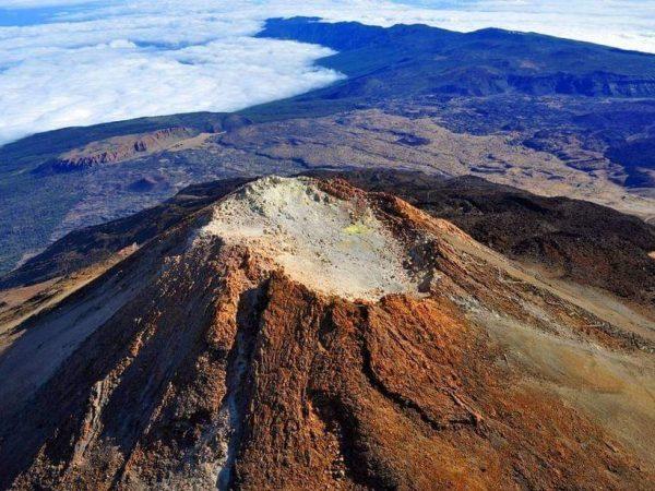 Под звездами Тенерифе. Поездка на Вулкан Тейде. Пикник высоко в горах.