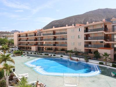 Квартира 81 м2 в Los Cristianos