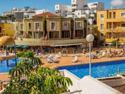 Апартаменты 55 м2 в Playa de Las Americas/Torviscas Bajo