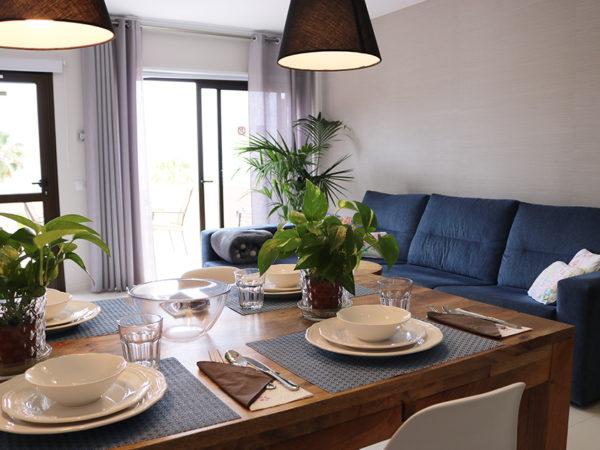 Апартамент с 2 спальнями в Paradise Court/Costa Adeje