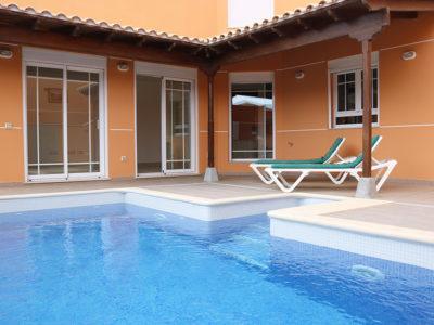 Новый дом в Los Cristianos